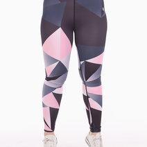 Pink Prism Leggings Tights by Meraki Sports