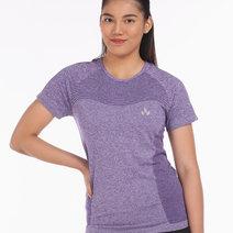 Agili Tee in Violet by Lotus Activewear