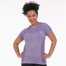 Agili Tee in Violet by Lotus Activewear