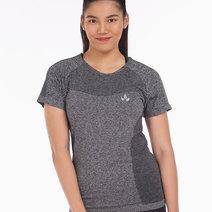 Agili Tee in Gray by Lotus Activewear