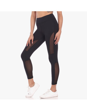 Bowery Legging in Black by 3Boro Active