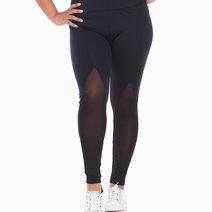 Zobha Freya Legging in Black by Aura Athletica
