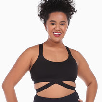 Emilie Raven Push Up Sports Bra by Andi Activewear