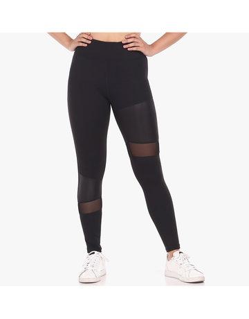 Jane Legging in Black by 3Boro Active
