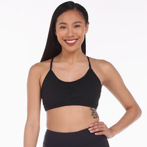 Maddie Bra in Black by 3Boro Active
