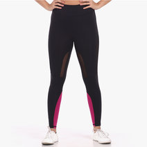 Bowery Legging in Fuchsia Pink by 3Boro Active