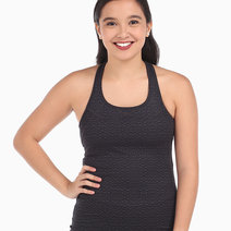 Tonic Distance Tank in Python by Aura Athletica