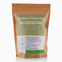 Grass Fed Whey by The Healthy Grocery