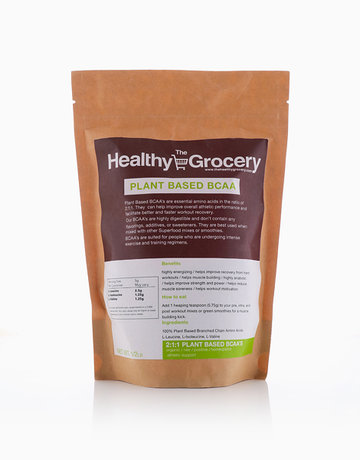 Plant Based BCAA by The Healthy Grocery