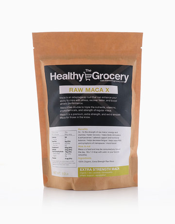 Raw Maca X by The Healthy Grocery