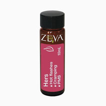 Zeva hers pms  menstrual cramps  hot flashes  nausea  abdominal pain organic essential oil. 100  pure  undiluted  medicinal grade (10ml)