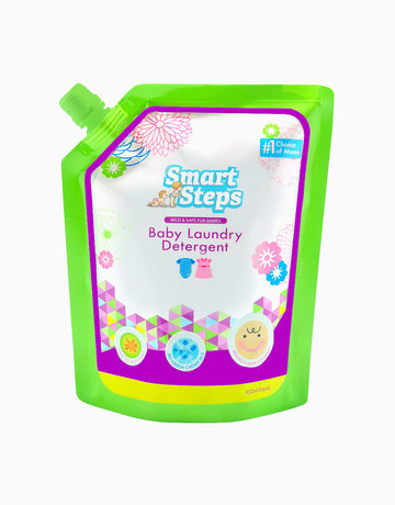 Baby Laundry Liquid Detergent  by Smart Steps