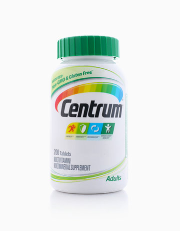 Centrum Multivitamins for Adults (200 Tabs) by Centrum