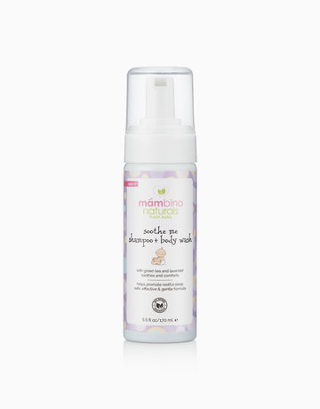 Soothe Me Shampoo + Bodywash by Mambino Organics
