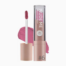 Cathy doll nude me liquid lip matte dustyrose