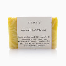 Alpha Arbutin and Vitamin C Whitening Soap by Fippo Handcrafted Bath & Body