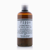 Tea Tree+Charcoal Castille Soap by Fippo Handcrafted Bath & Body in