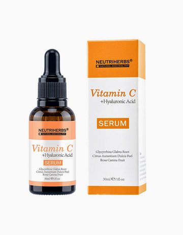 Vitamin C Serum + Hyaluronic Acid by Neutriherbs