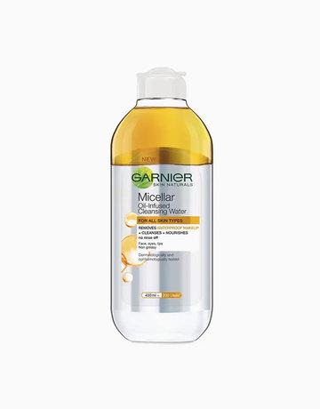 Micellar Water + Argan Oil (400ml) by Garnier