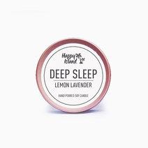 Happy island scented soy candle  deep sleep (2oz)
