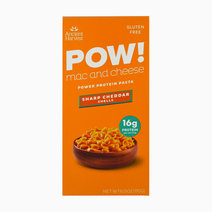 POW! Mac and Cheese Power Protein Pasta Sharp Cheddar Shells by Ancient Harvest