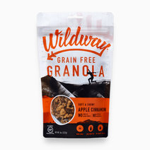 Apple Cinnamon Grain-Free Granola  by Wildway