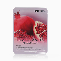 Pomegranate Mask by Baroness