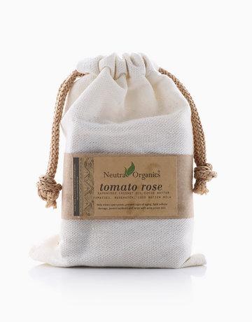 Tomato Rose Body Bar by Neutra Organics