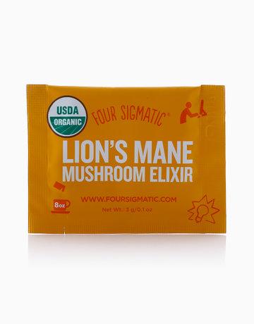 Lion's Mane Mushroom Elixir Sachet by Four Sigmatic