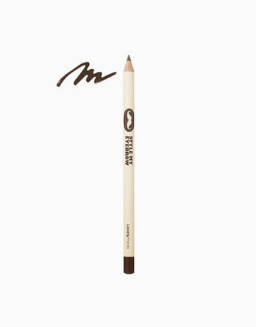 Lovely Me:Ex Style My Eyebrow (03 Brown) by The Face Shop