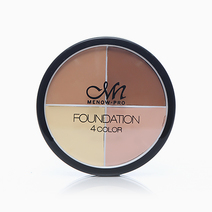 Foundation Cream by 4  by MeNow