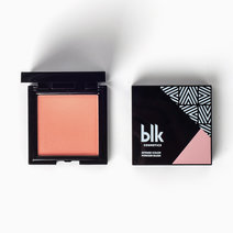 Intense Color Powder Blush in Sun-Kissed by BLK Cosmetics