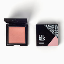 Intense Color Powder Blush in Flushed by BLK Cosmetics in
