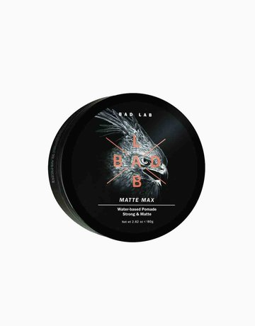 Matt Max Water Based Pomade by Bad Lab