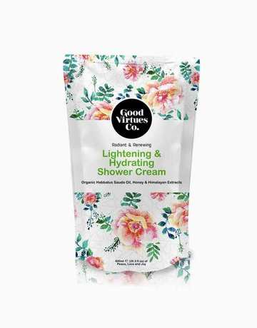 Lightening & Hydrating Shower Cream Refill by Good Virtues Co