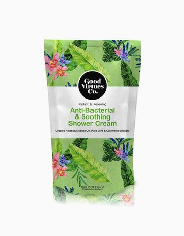 Anti-Bacterial & Soothing Shower Cream Refill by Good Virtues Co