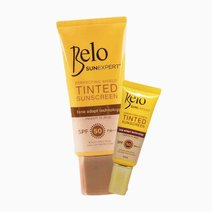Belo sunexpert tinted sunscreen 50ml   free 10ml