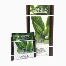 Jones Tea Organic Black Tea (25 Pcs.) by Jones Tea