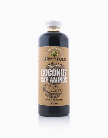 Organic Coconut Sap Aminos (500ml) by Farm to Folk