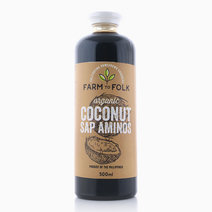 Organic Coconut Sap Aminos (500ml) by Farm to Folk