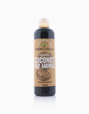 Organic Coconut Sap Aminos (250ml) by Farm to Folk