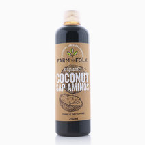 Organic Coconut Sap Aminos (250ml) by Farm to Folk