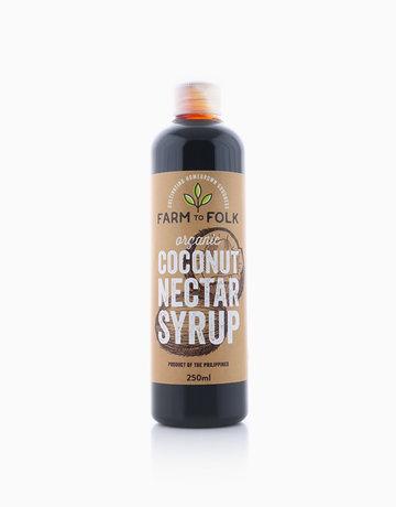 Organic Coconut Nectar Syrup (250ml) by Farm to Folk