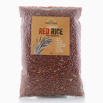 Organic Red Rice (1kg) by Farm to Folk