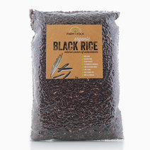 Organic Black Rice (1kg) by Farm to Folk