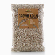 Organic Brown Adlai (1kg) by Farm to Folk