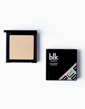 2-Way Powder in Porcelain by BLK Cosmetics