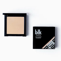 2-Way Powder in Porcelain by BLK Cosmetics in