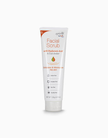 Facial Scrub by Hyalogic