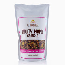 Fruity Maple Granola by Lifestyle Gourmet